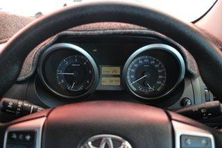 2016 Toyota Landcruiser Prado GDJ150R GX Silver Pearl 6 Speed Manual Wagon