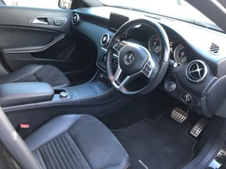 2015 Mercedes-Benz A-Class W176 806MY A200 DCT Black 7 Speed Sports Automatic Dual Clutch Hatchback