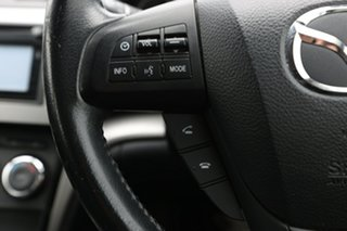 2010 Mazda 6 GH MY09 Classic Silver 5 Speed Auto Activematic Wagon