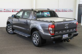 2018 Ford Ranger PX MkII MY18 Wildtrak 3.2 (4x4) Grey 6 Speed Automatic Dual Cab Pick-up