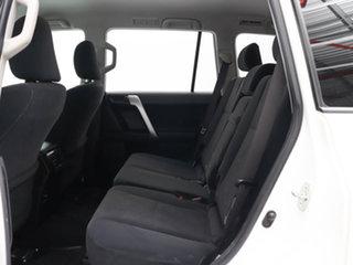2016 Toyota Landcruiser Prado GDJ150R MY16 GXL (4x4) White 6 Speed Automatic Wagon