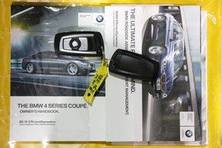 2013 BMW 428i F32 Luxury Line Bronze 8 Speed Automatic Coupe
