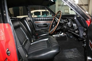1971 Ford Falcon XY GT Red 3 Speed Automatic Sedan