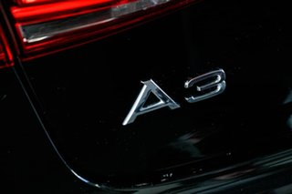 2017 Audi A3 8V MY17 1.4 TFSI CoD 7 Speed Auto S-Tronic Sedan