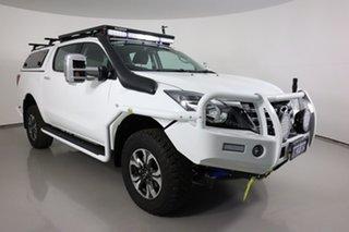 2020 Mazda BT-50 XTR (4x4) (5Yr) White 6 Speed Automatic Dual Cab Utility.
