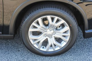 2021 Mitsubishi Outlander ZL MY21 ES 2WD Black 6 Speed Constant Variable Wagon