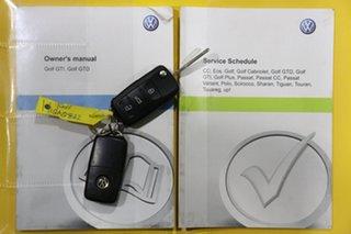 2012 Volkswagen Golf 1K MY12 GTi Black 6 Speed Direct Shift Hatchback