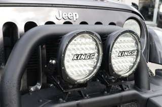 2018 Jeep Wrangler JL MY18 Unlimited Rubicon Granite Crystal 8 Speed Automatic Softtop