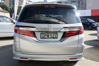 2017 Honda Odyssey RC MY17 VTi-L Super Platinum 7 Speed Constant Variable Wagon