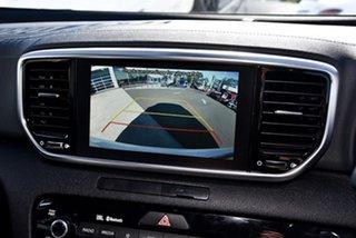 2018 Kia Sportage QL MY19 GT-Line AWD Snow White Pearl 6 Speed Sports Automatic Wagon