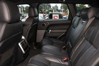 2016 Land Rover Range Rover Sport L494 16MY SE Fuji White 8 Speed Sports Automatic Wagon