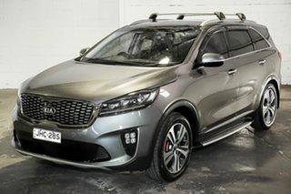 2018 Kia Sorento UM MY18 GT-Line AWD Grey 8 Speed Sports Automatic Wagon.
