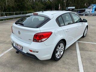 2014 Holden Cruze JH MY14 SRi Silver 6 Speed Automatic Hatchback.