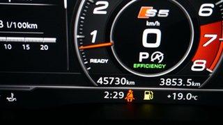 2018 Audi S5 F5 MY18 Tiptronic Quattro Black 8 Speed Sports Automatic Coupe