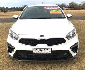 2019 Kia Cerato BD MY19 Sport+ White 6 Speed Sports Automatic Hatchback.