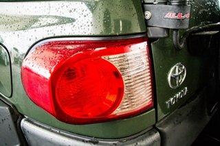 2014 Toyota FJ Cruiser GSJ15R MY14 Jungle 5 Speed Automatic Wagon