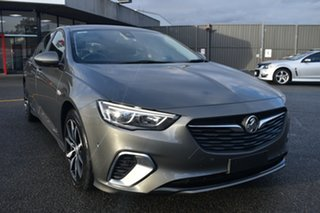 2017 Holden Commodore ZB MY18 RS Liftback AWD Grey 9 Speed Sports Automatic Liftback.