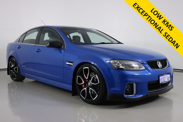 Used Holden Commodore VE II MY12.5 SS-V Z-Series Bentley, 2013 Holden Commodore VE II MY12.5 SS-V Z-Series Blue 6 Speed Automatic Sedan