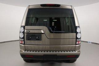 2015 Land Rover Discovery MY16 3.0 TDV6 Kaikoura Stone 8 Speed Automatic Wagon