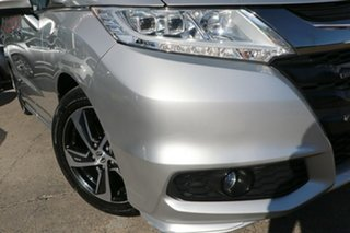 2017 Honda Odyssey RC MY17 VTi-L Super Platinum 7 Speed Constant Variable Wagon.