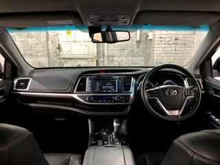 2014 Toyota Kluger GSU55R Grande AWD Grey 6 Speed Sports Automatic Wagon