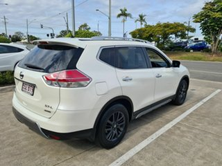 2016 Nissan X-Trail T32 ST-L X-tronic 2WD N-SPORT Black White 7 Speed Constant Variable Wagon.