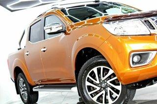 2016 Nissan Navara D23 Series II ST-X (4x4) Gold 7 Speed Automatic Dual Cab Utility.