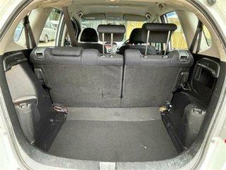 2012 Honda Jazz GE GLi White Automatic Hatchback