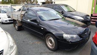 2005 Ford Falcon XLBF Black 4 Speed Auto Seq Sportshift Utility