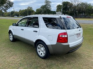 2008 Ford Territory SY TX AWD White 6 Speed Sports Automatic Wagon