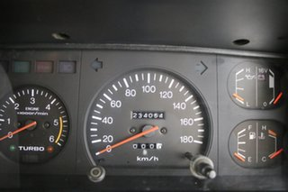1989 Toyota Bundera LX (4x4) Grey 5 Speed Manual 4x4 Hardtop