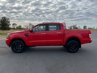 2021 Ford Ranger PX MkIII 2021.25MY XLS True Red 6 Speed Sports Automatic Double Cab Pick Up