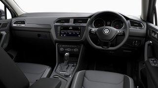 2021 Volkswagen Tiguan 5N MY21 140TDI Highline DSG 4MOTION Allspace Platinum Grey 7 Speed