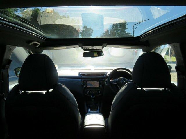 Demo Nissan Qashqai J11 Series 3 MY20 Ti X-tronic Morphett Vale, 2021 Nissan Qashqai J11 Series 3 MY20 Ti X-tronic Platinum 1 Speed Constant Variable Wagon