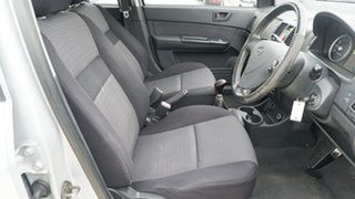 2006 Hyundai Getz TB MY06 SXI Silver 5 Speed Manual Hatchback