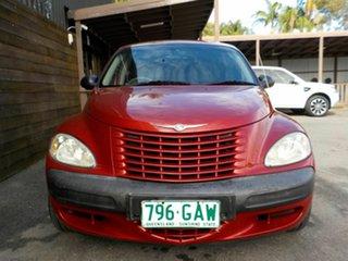 2001 Chrysler PT Cruiser PT Classic Red 5 Speed Manual Wagon