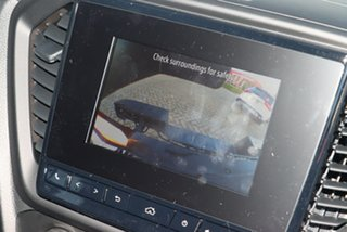 2021 Isuzu D-MAX RG MY21 SX Crew Cab Obsidian Grey 6 Speed Sports Automatic Cab Chassis