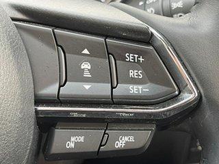 2018 Mazda CX-5 KF4W2A Akera SKYACTIV-Drive i-ACTIV AWD Blue 6 Speed Sports Automatic Wagon