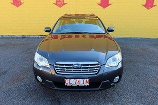 2009 Subaru Outback 4GEN Grey 6 Speed Automatic Wagon.