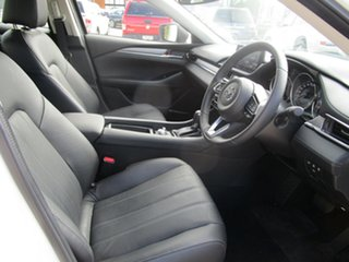 2020 Mazda 6 GL1033 GT SKYACTIV-Drive White 6 Speed Sports Automatic Sedan