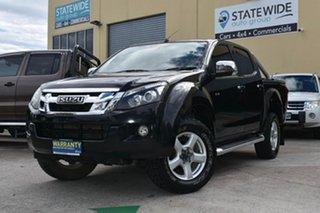 2012 Isuzu D-MAX TF MY12 LS HI-Ride (4x2) Black 5 Speed Automatic Crew Cab Utility