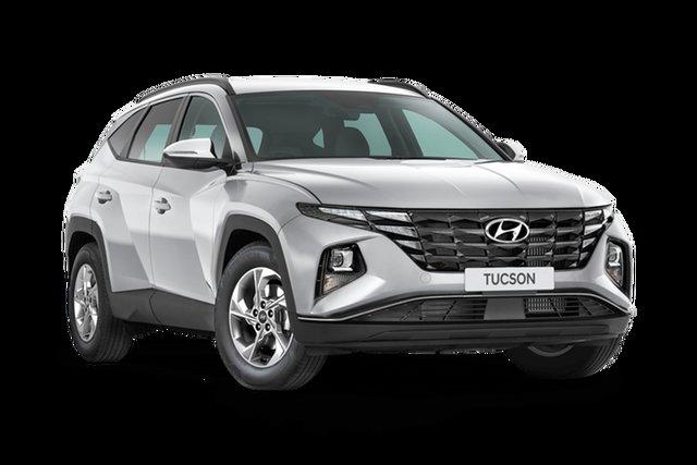 New Hyundai Tucson NX4.V1 MY22 2WD Hamilton, 2021 Hyundai Tucson NX4.V1 MY22 2WD Shimmering Silver 6 Speed Automatic Wagon