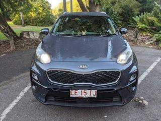 2020 Kia Sportage QL MY20 S 2WD Blue 6 Speed Sports Automatic Wagon.