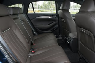 2021 Mazda 6 GL1033 Atenza SKYACTIV-Drive Deep Crystal Blue 6 Speed Sports Automatic Wagon.
