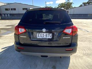 2017 Suzuki Vitara LY RT-S 2WD Black 6 Speed Sports Automatic Wagon