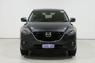 2013 Mazda CX-9 MY13 Classic (FWD) Grey 6 Speed Auto Activematic Wagon.