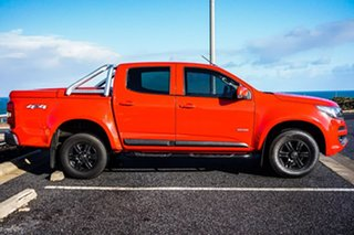 2017 Holden Colorado RG MY17 LS Pickup Crew Cab Red 6 Speed Sports Automatic Utility.