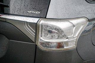 2015 Mitsubishi Outlander ZJ MY14.5 Aspire 4WD Grey 6 Speed Sports Automatic Wagon