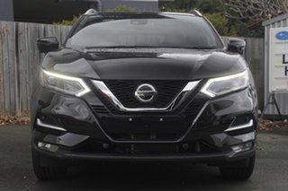 2019 Nissan Qashqai J11 Series 2 Ti X-tronic Black 1 Speed Constant Variable Wagon.