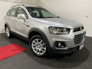 2017 Holden Captiva CG MY17 Active 2WD Nitrate 6 Speed Sports Automatic Wagon.